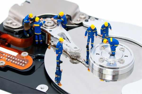 Восстановление разделов с поврежденных жестких дисков