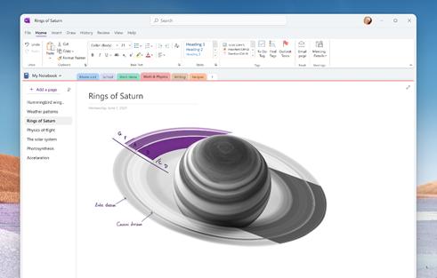 Microsoft объединит приложения OneNote для Windows в единое решение