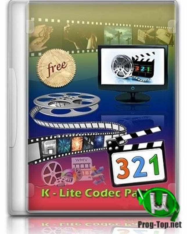 Медиакодеки - K-Lite Codec Pack 15.7.5 Mega/Full/Standard/Basic + Update