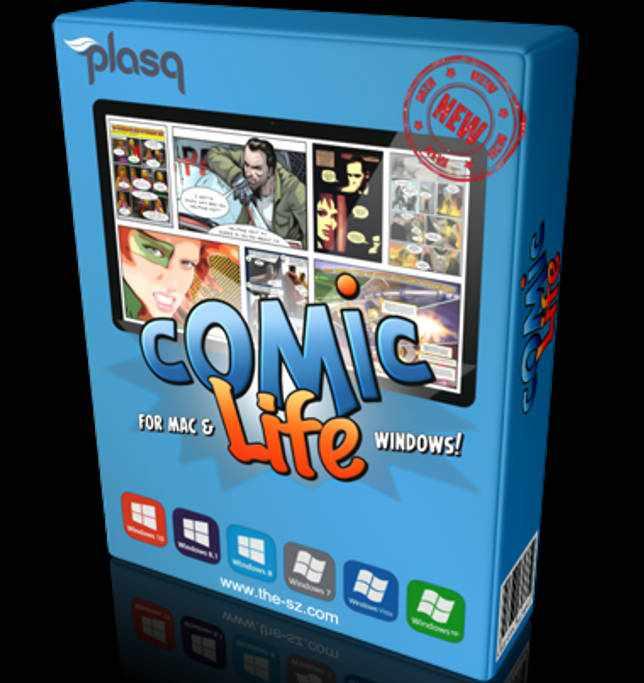 Comic Life 3.5.15 скачать бесплатно