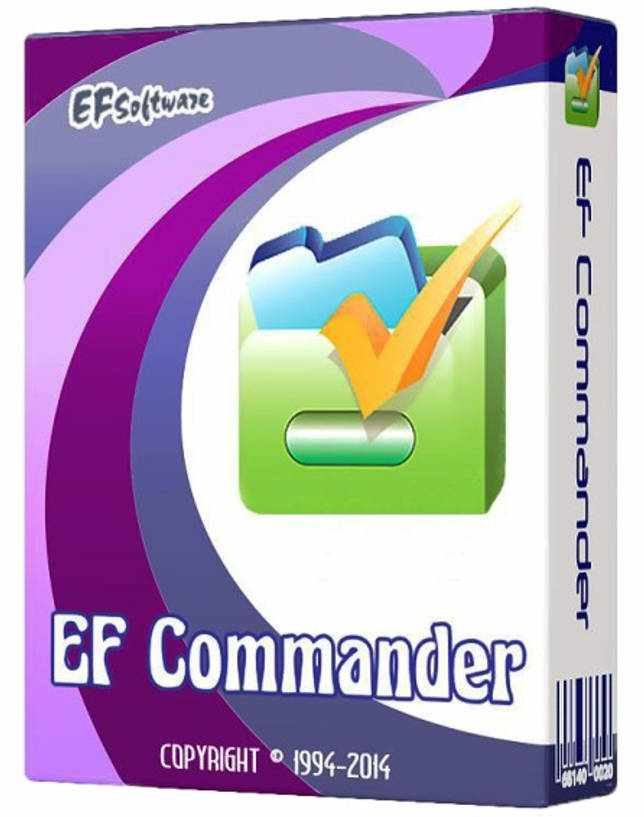 EF Commander 20.09 + Portable