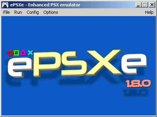 ePSXe 2.0.5 настроенный эмулятор на ПК скачать бесплатно