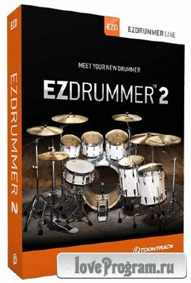Toontrack - EZdrummer 2 2.0.1 & All Expansion