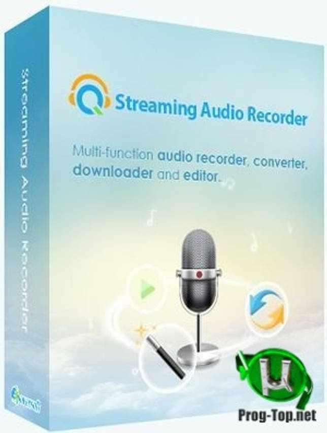 Запись всех звуков ПК - Streaming Audio Recorder 4.3.4.0 RePack (& Portable) by TryRooM