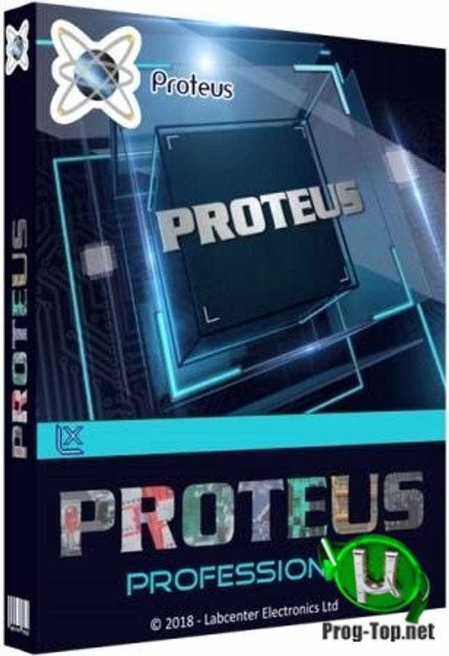 Проектирование электронных схем - Proteus Professional v8.10 SP3 Build 29560 Pre-Cracked by CracksHash