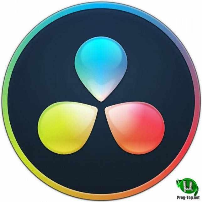 Blackmagic Design DaVinci Resolve Studio обработка видео и звука 16.2.7.010 + Components