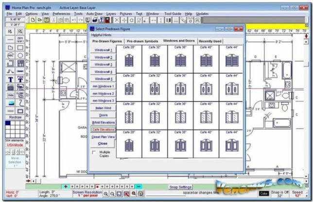 Home Plan Pro 5.5 (RePack & Portable)