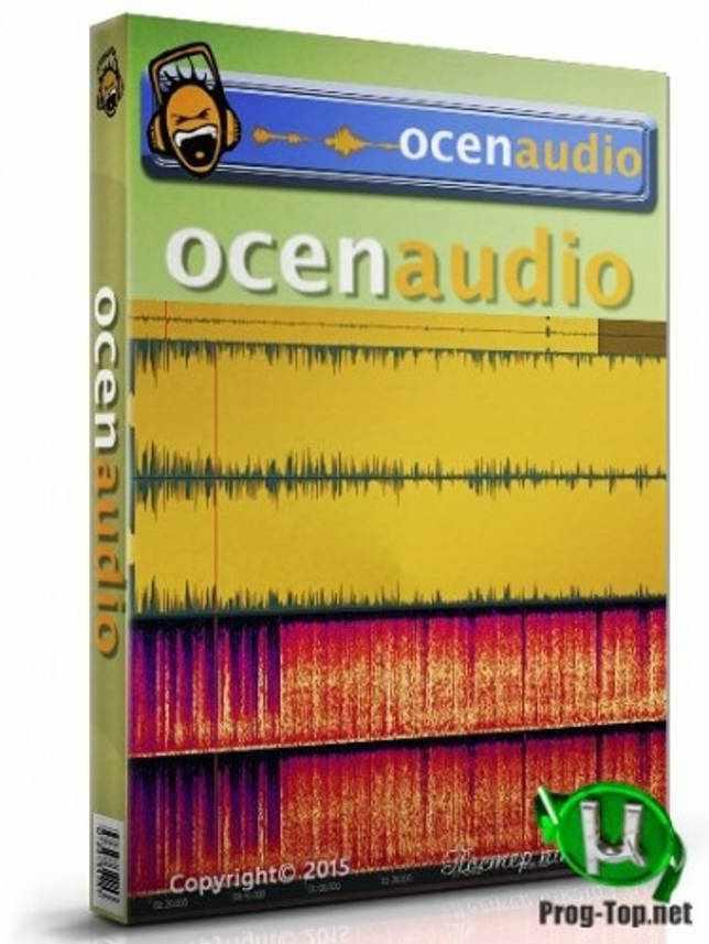 Бесплатный редактор звука - Ocenaudio 3.8.1 Repack (& Portable) by elchupacabra