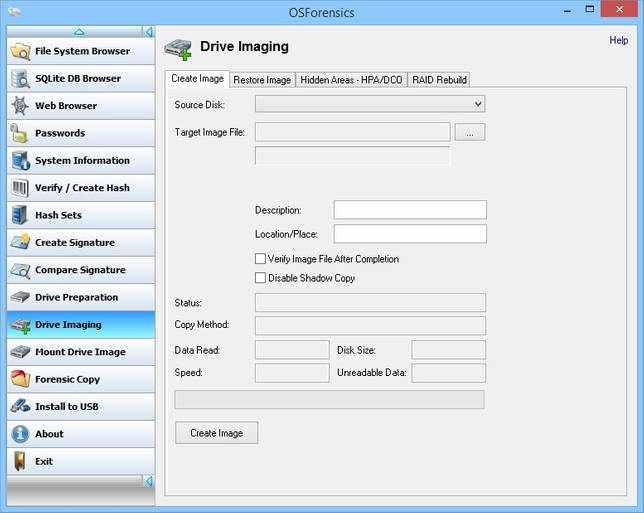 OSForensics 7.1 Build 10106 + Portable скачать бесплатно