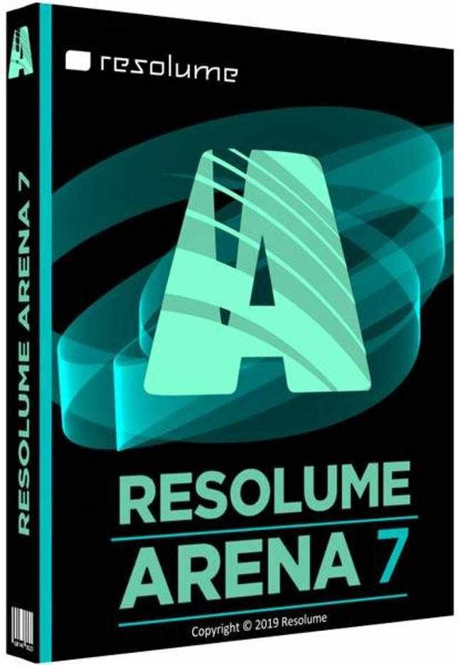 Resolume Arena 7.1.0 Rev 67353