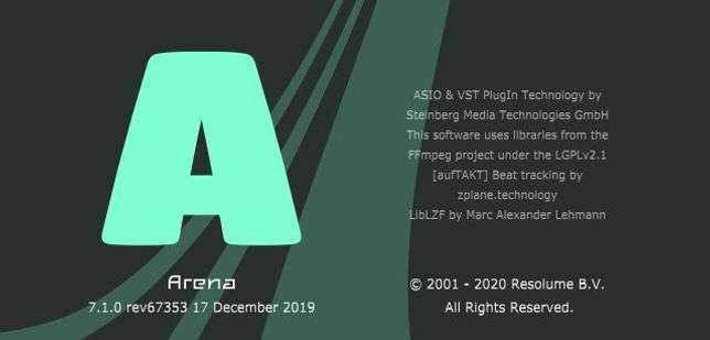 Resolume Arena 7.1.0 крякнутый скачать бесплатно