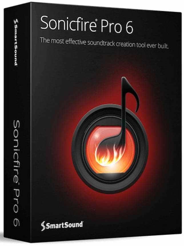 SonicFire Pro 6.5.0 скачать торрент бесплатно