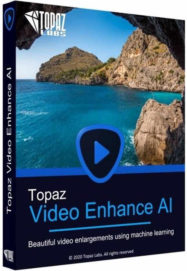 Topaz Video Enhance AI 1.6.1