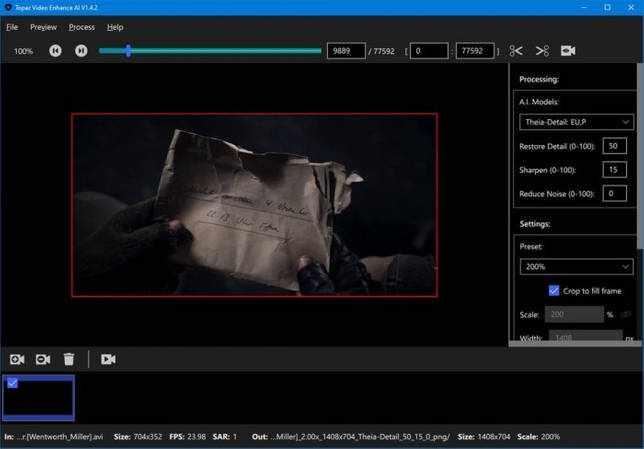 Topaz Video Enhance AI 1.6.1 скачать торрент бесплатно