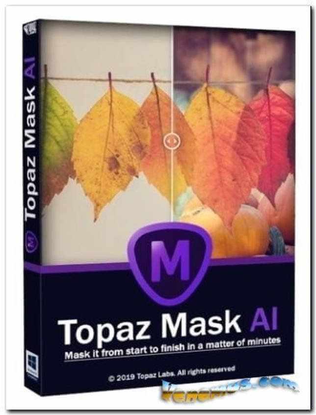 Topaz Mask AI v.1.2.5 (RePack & Portable)