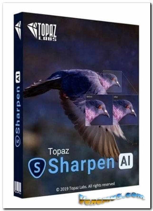 Topaz Sharpen AI v.2.1.3 (RePack & Portable)