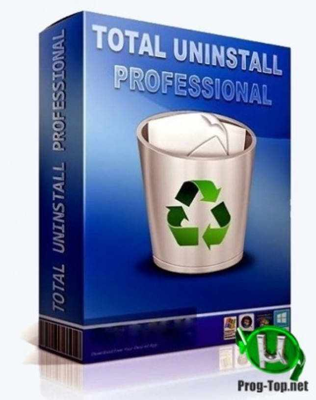 Total Uninstall деинсталлятор программ 6.27.0.565 Professional Edition RePack (& Portable) by KpoJIuK